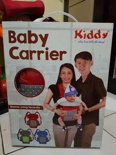 Kiddy Baby Carrier (Gendongan Depan)