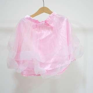 Rok anak tutu pink
