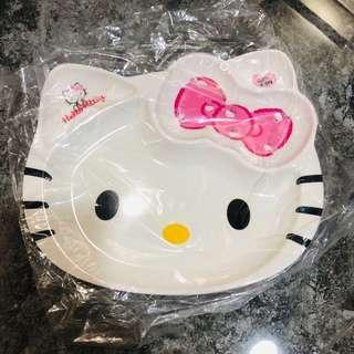(READY STOCKS) Hello kitty plate for kids