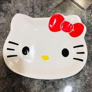(READY STOCKS) hello kitty food plate