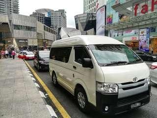 Van Sewa Kuala Lumpur Selangor
