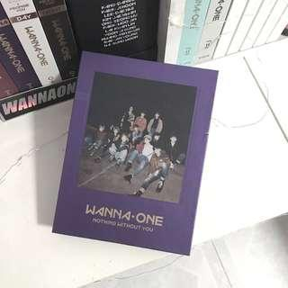 [wts] nothing without you wanna ver album