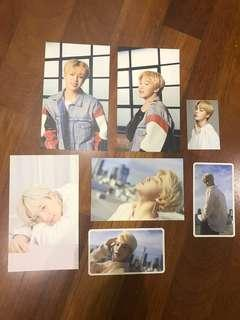 (WTS) BTS jimin official photocard