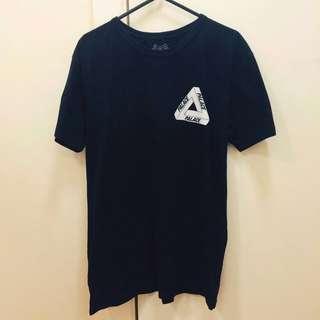 Kaos / tshirt palace triferg black