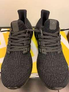 全新 Adidas UltraBoost 3.0 Triple Black