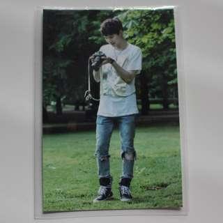 BTS Min Yoongi SUGA 2nd Muster official photocard (17520) 6/6