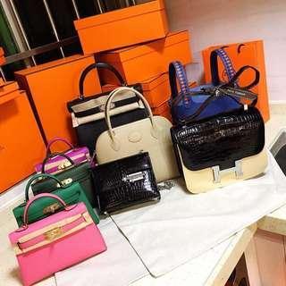 Customer Order Hermes Bag