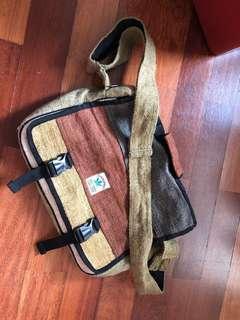 100% Hemp Sling Bag #XMAS25