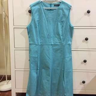 VOK Blue Dress #XMAS25