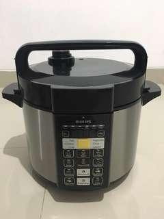 Philips Electric Pressure Cooker hd2136