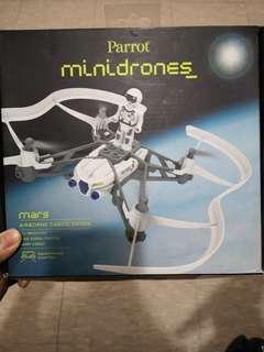 Parrot minidrones mars 航拍飛機 #gopro