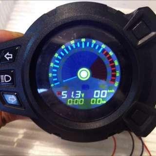 Ebike Speedometer 48-108V