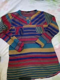 Baju atasan katun