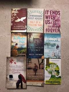 Fiction Books Bundle
