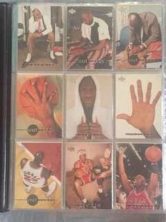 Michael Jordan Rare Air lot