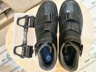 卡鞋,卡踏。EU40號