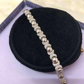 🚚 水鑽💎精緻手鏈 全新 細緻飾品配件🇯🇵購入