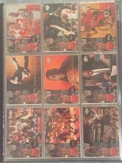 Michael Jordan decade of dominance lot