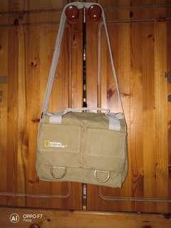 Authentic National Geographic Camera bag