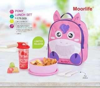 Pony Lunch Set