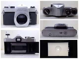 [實拍] Pentax sp1000+ SMS Takumar 55mm/f2 機械底片相機