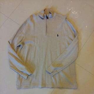 全新Polo cotton T shirt ,小企領 膊橫19寸 袖長26寸 ,身長28寸