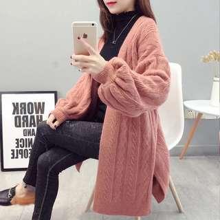 Jacket Cotton pink