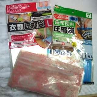 Vacuum storage Bag + FREE gift