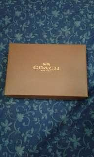 Coach Small box