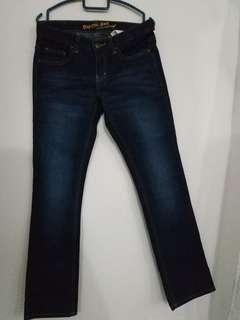 Giordano low rise jeans new