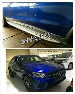Mercedes GLC Coupe Side Step