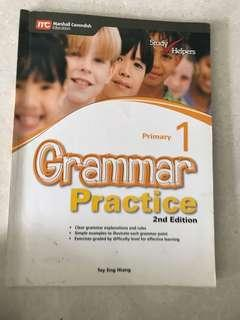 P1 Grammar Practice