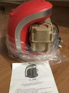 Coffee Maker (Brand new in box)