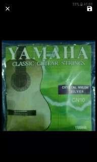 Brand new yamaha guitar classical full set string