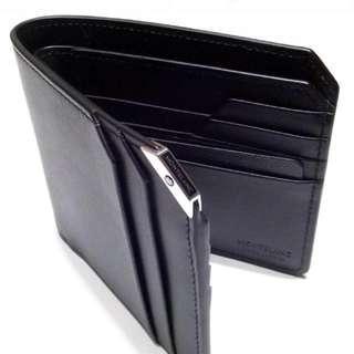 Brand new Mont Blanc wallet. Not Bally hermes Hugo boss