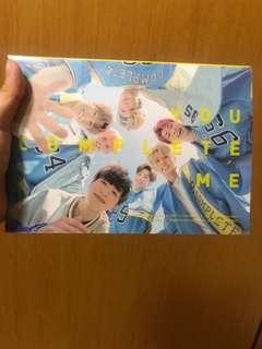 ONF Complete Unsealed Album