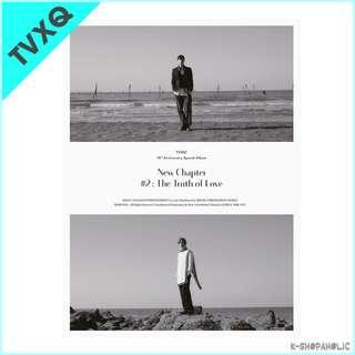 TVXQ - 15th Anniversary Special Album ' NEW CHAPTER #2 : THE TRUTH OF LOVE '