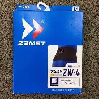 🚚 ZAMST贊斯特 輕盈腰部護具ZW-4 M號
