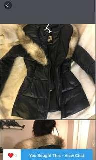 Women's winter jacket by Hudsons Bay