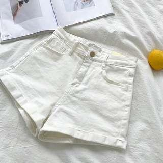 ✨korean ulzzang aa inspired high waist shorts