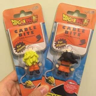 Cable Bite - Dragon Ball