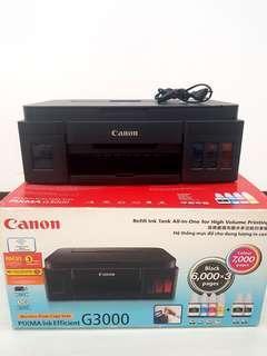 Canon Printer G3000 Wireless Scanner Copy #XMAS25