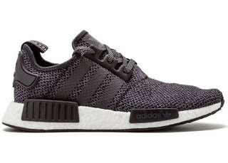 f38eafeff Adidas NMD R1 Champs Black Reflective Exclusive