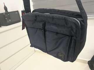 Original Porter Japan Sling Bag Tanker Navy Blue Limited Edition