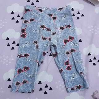 zara kids legging size 7