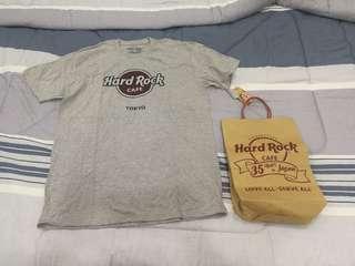 Hardrock Hard Rock Cafe Tokyo tshirt t shirt