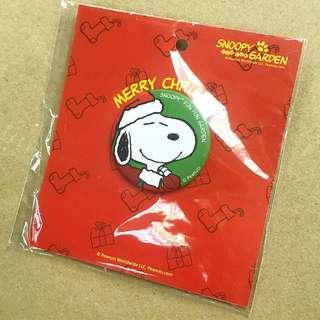 全新 Snoopy 繽紛世界樂園限定 襟章