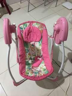 Baby swing electrical