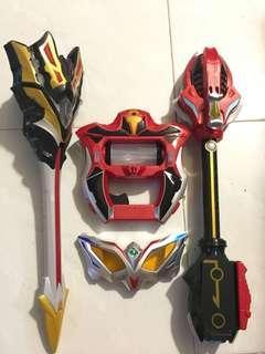 全走 DX 超人 捷德 Ultraman Geed