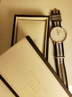 Daniel Wellington Watch Gold